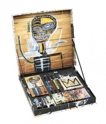 Urban Decay X Basquiat, valigetta