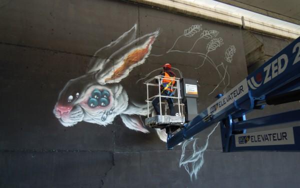 Veks Van Hilik work in progress