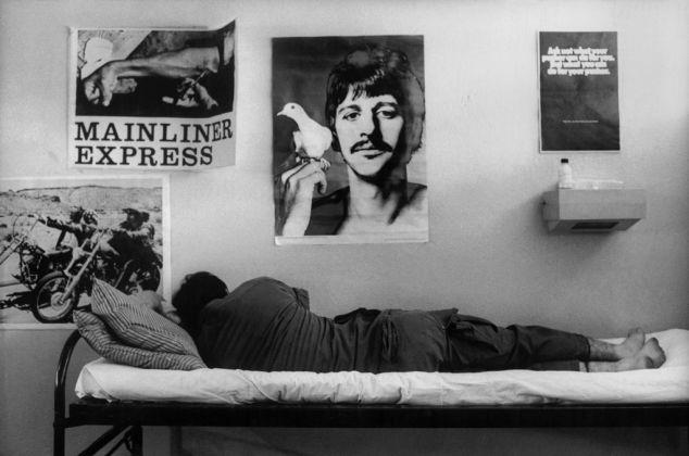 Vietnam del Sud. Città di Phucat. The Drug problem with American GI's in Vietnam. 1971. © Bruno Barbey-Magnum Photos