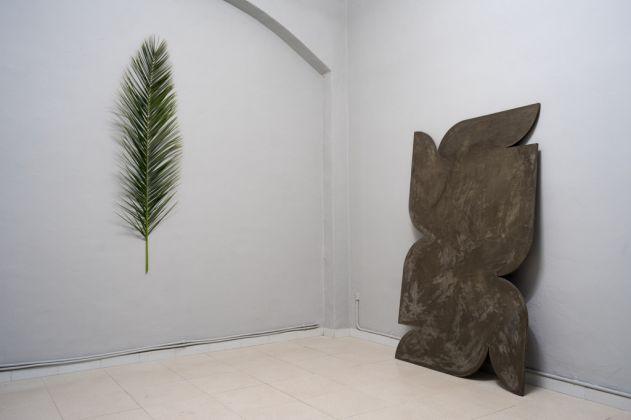 Vincenzo Napolitano. Ultra. Installation view at Spazio Buonasera, Torino 2017