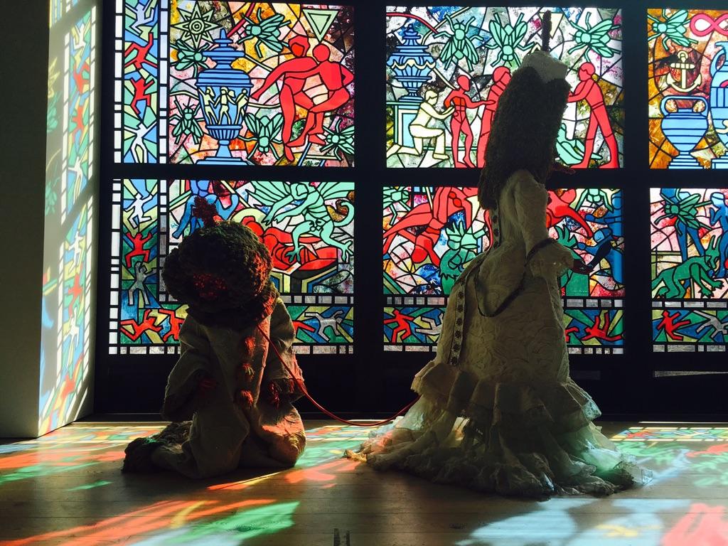 Whitney Biennial 2017. Raul De Nieves