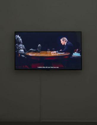 Will Benedict, I AM A PROBLEM (T.O.D.D.), 2016, still da video. Photo Giorgio Benni. Courtesy Galerie Balice Hertling, Parigi & Giò Marconi, Milano