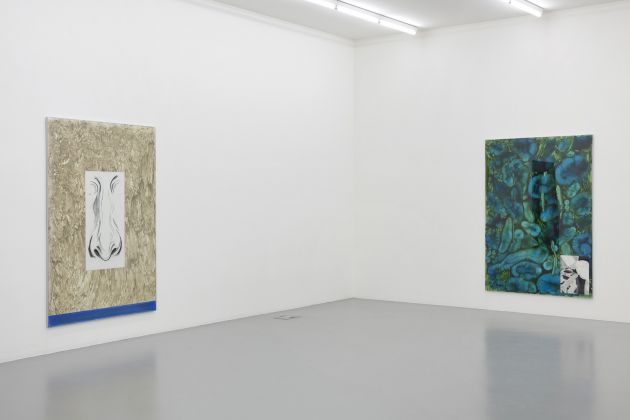 Will Benedict. The Social Democrat. Installation view at Galleria Giò Marconi, Milano 2017 © Armellin F.