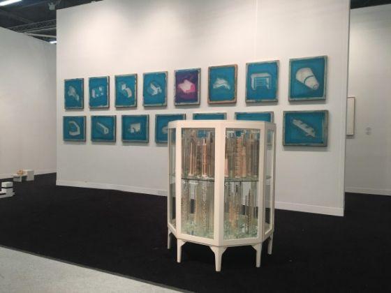 Galleria continua e il solo show di Garaicoa