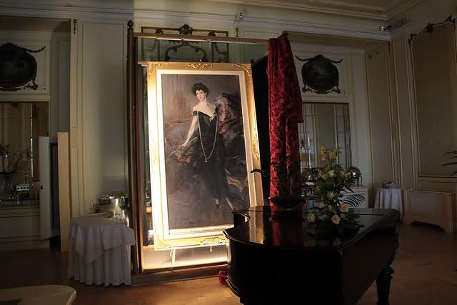 Il ritratto a Donna Florio di Giovanni Boldini