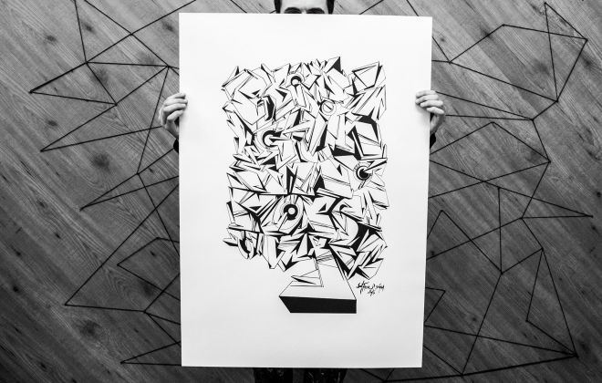 Bergamasterz - urban e digital art