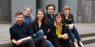 I curatori della Biennale