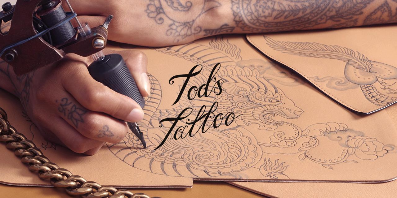 Catalogo Tattoo 2017 tod's s'innamora dei tattoo. nuova collezione ltd | artribune
