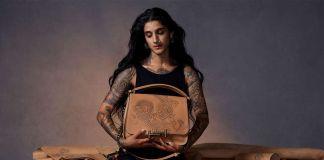 Saira Hunjan per Tod's Tattoo