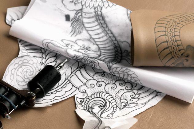Tod's Tattoo