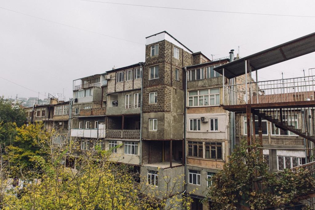 15. Mostra Internazionale di Architettura di Venezia. Padiglione Armenia. Independent Landscape. Photo Artur Lumen