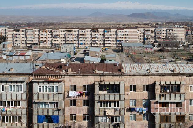 15. Mostra Internazionale di Architettura di Venezia. Padiglione Armenia. Independent Landscape. Photo Katharina Roters