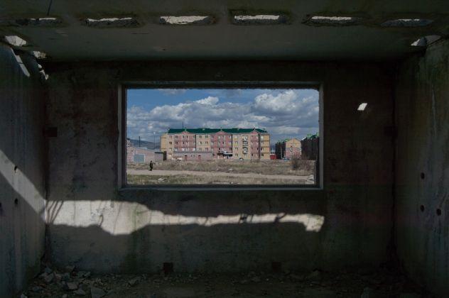 15. Mostra Internazionale di Architettura di Venezia. Padiglione Armenia. Independent Landscape. Photo Martin Manukyan