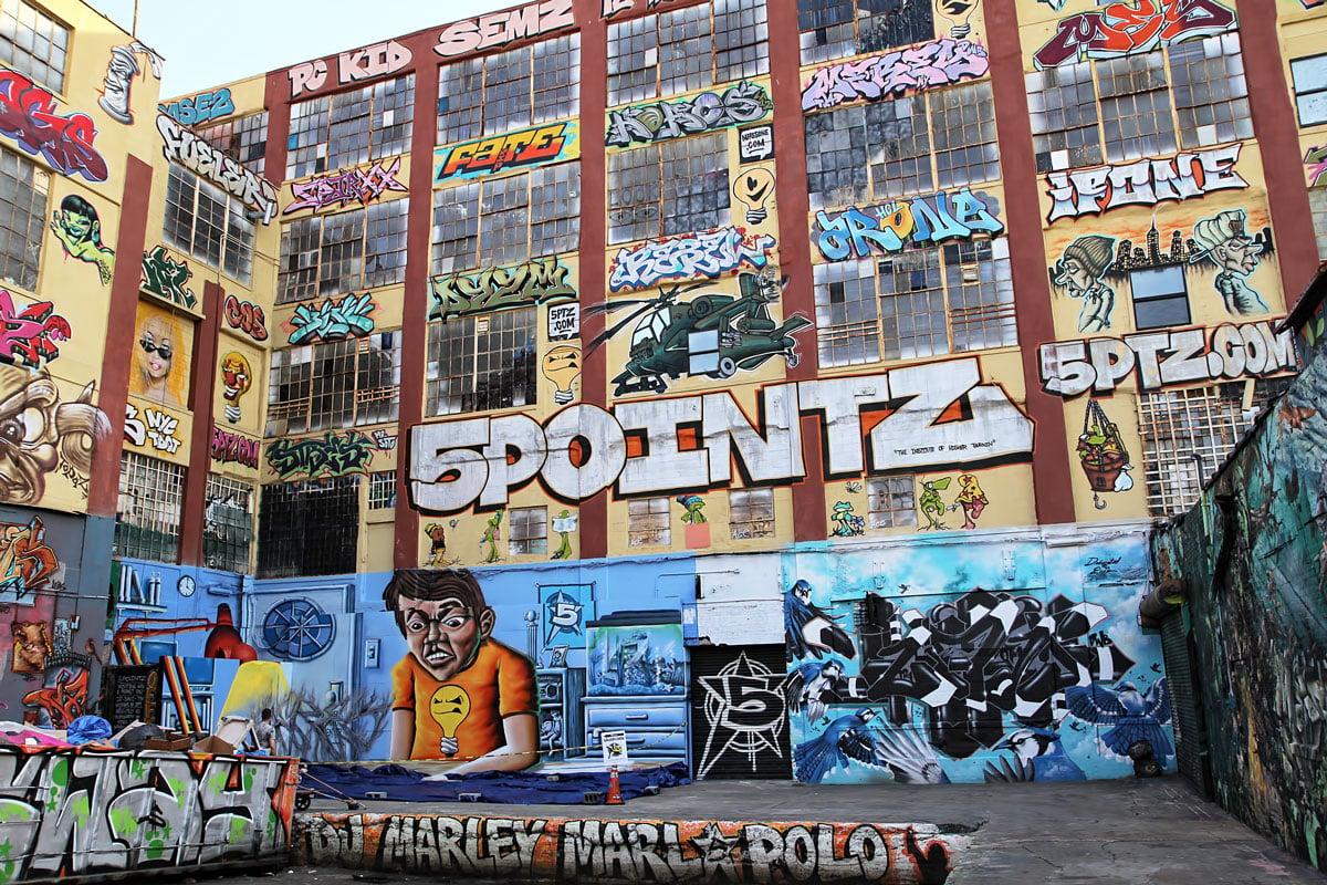 5 Pointz, New York