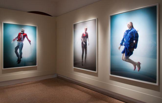 Abram, Delilah, Judith, 2007 © David LaChapelle, exhibition view at Casa dei Tre Oci, Venezia 2017, photo Irene Fanizza