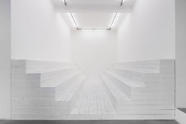 Adrian Paci, The people are missing. Galleria kaufmann repetto, Milano 2017