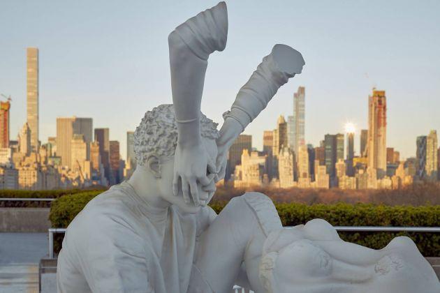 Adrian Villar Rojas, Theater of Disappearance, Roof Garden at The Metropolitan Museum, New York, 2017