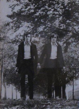 Alighiero Boetti, Gemelli, 1968. Collezione privata. Photo Archivio Alighiero Boetti, Roma