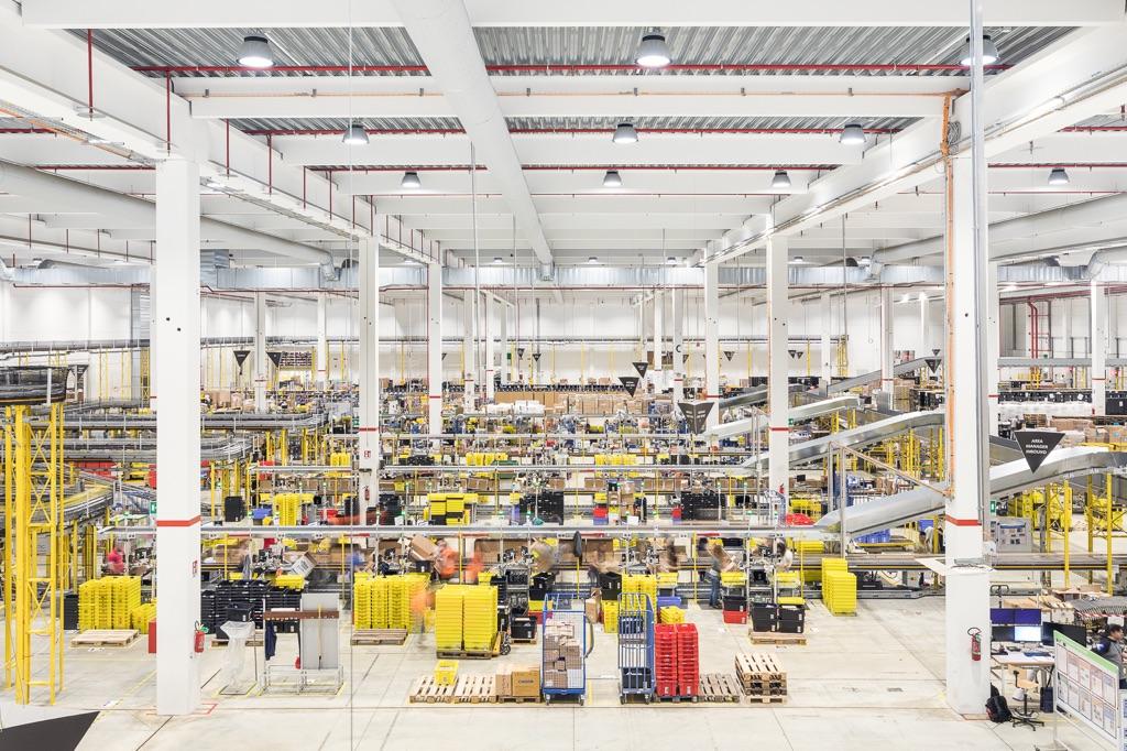 Amazon. Capitalism is Over, 2017. Photo Delfino Sisto Legnani