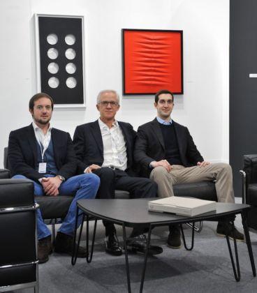 Andrea, Stefano e Lorenzo Cortesi