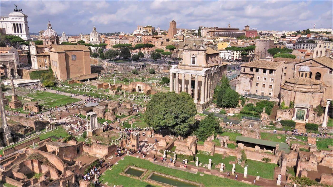 Area archeologica del Foro Romano - Palatino