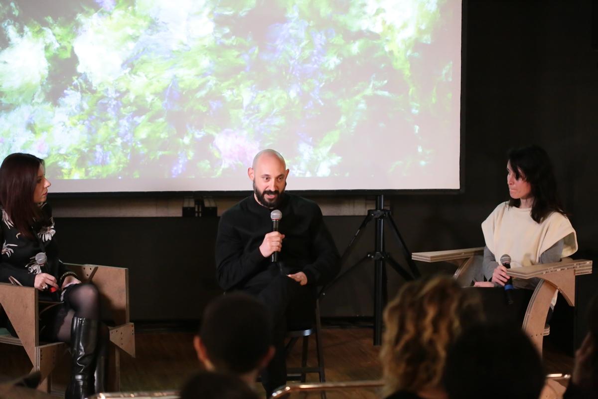 Artribune e The IQOS Pathfinder Project. Talk con Quayola, Milano, 6 aprile 2017 - con Helga Marsala e Ginevra Bria