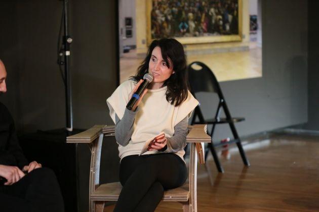 Artribune e The IQOS Pathfinder Project. Talk con Quayola, Milano, 6 aprile 2017 - Ginevra Bria