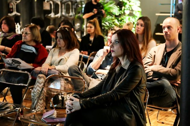Artribune e The IQOS pathfinder Project. Talk con Simone Crestani e Andrea Salvatori. Milano, 5 aprile 2017 - Helga Marsala