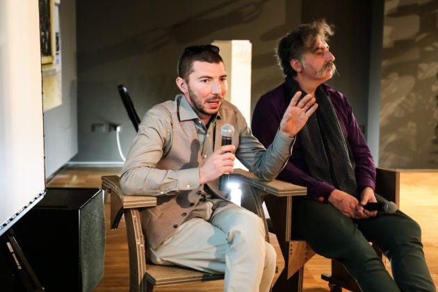Artribune e The IQOS pathfinder Project. Talk con Simone Crestani e Andrea Salvatori. Milano, 5 aprile 2017