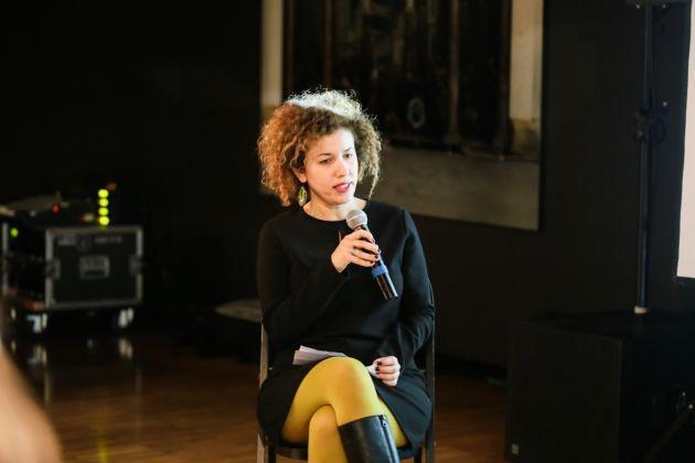 Artribune e The IQOS pathfinder Project. Talk con Simone Crestani e Andrea Salvatori. Milano, 5 aprile 2017 - Emilia Giorgi