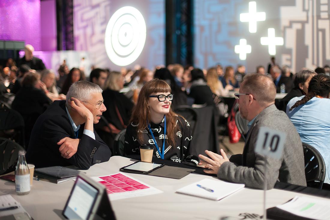 Arts in a Digital World Summit. Credits: Pure Perception