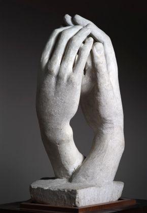 Auguste Rodin, La Cathédrale, 1908. Parigi, Musée Rodin, donation Rodin, 1916 © Musée Rodin. Photo Christian Baraja