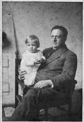 Bart Van Der Leck, 1915