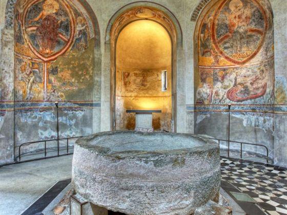 Battistero paleocristiano di Riva San Vitale