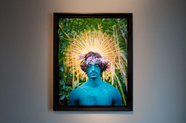 Behold, 2017 © David LaChapelle, photo Irene Fanizza, Casa dei Tre Oci, Venezia, 2017