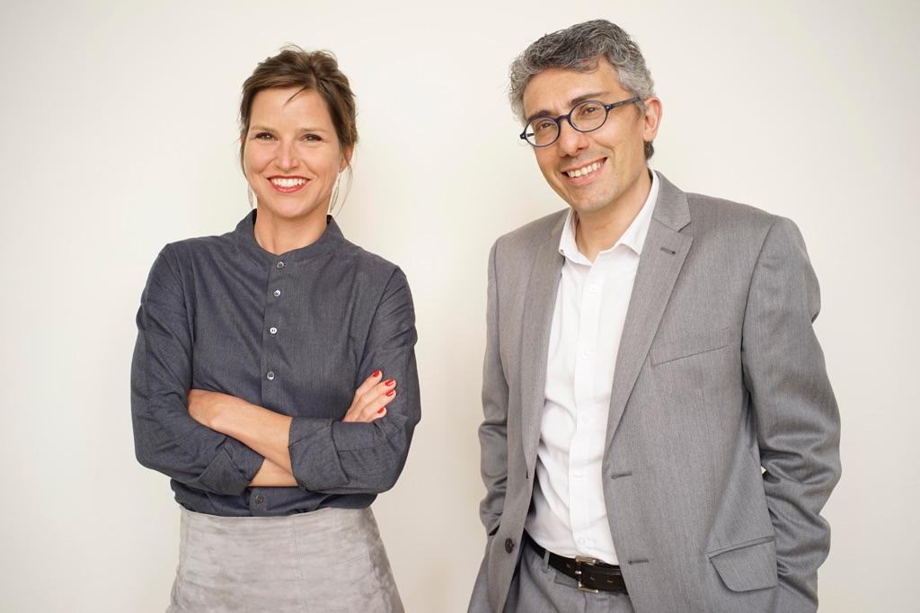 Bettina Hutschek e Raphael Vella, curatori del Padiglione di Malta alla Biennale di Venezia 2017