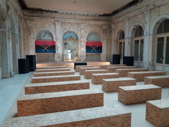 Biennale di Atene 2017