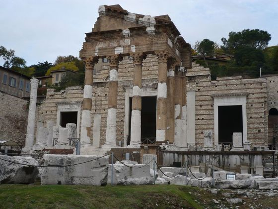 Il Capitolium di Brescia