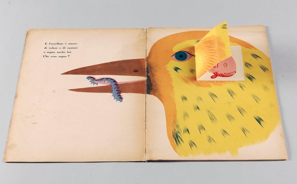 bruno munari  Bruno Munari, Mai contenti (1945) | Artribune