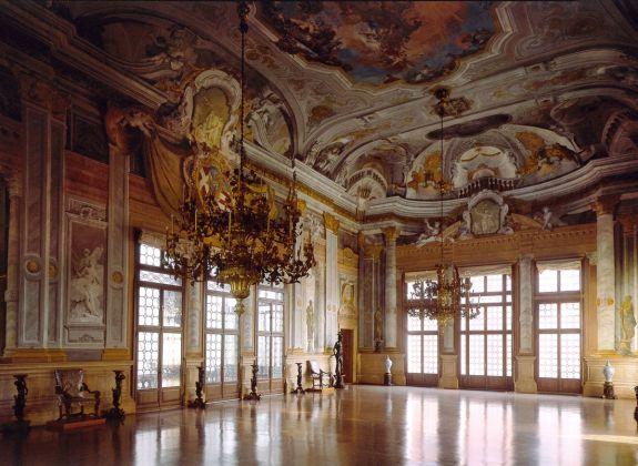 Ca' Rezzonico - Museo del Settecento veneziano, Salone da ballo, courtesy Fondazione Musei Civici di Venezia