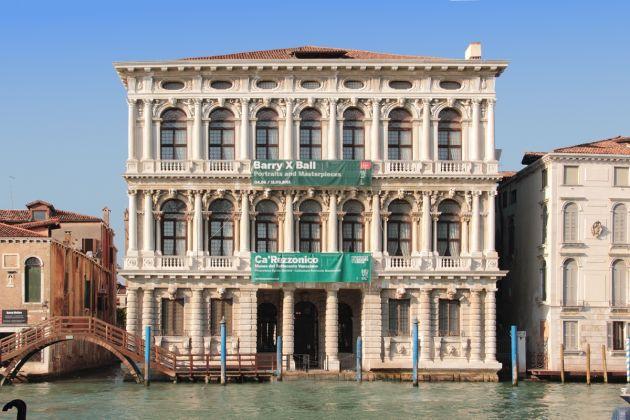 Ca' Rezzonico - Museo del Settecento veneziano, facciata sul Canal Grande, courtesy Fondazione Musei Civici di Venezia