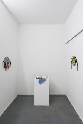 Campo Grossi Maglioni. Exhibition view at AlbumArte, Roma 2017. Photo Sebastiano Luciano