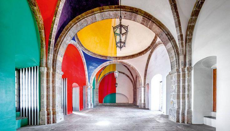 Candida Höfer, Cultura UNAM. Hospicio Cabañas, Guadalajara