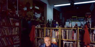 Cesare Leonardi, 2012. Foto Joseph Nemeth