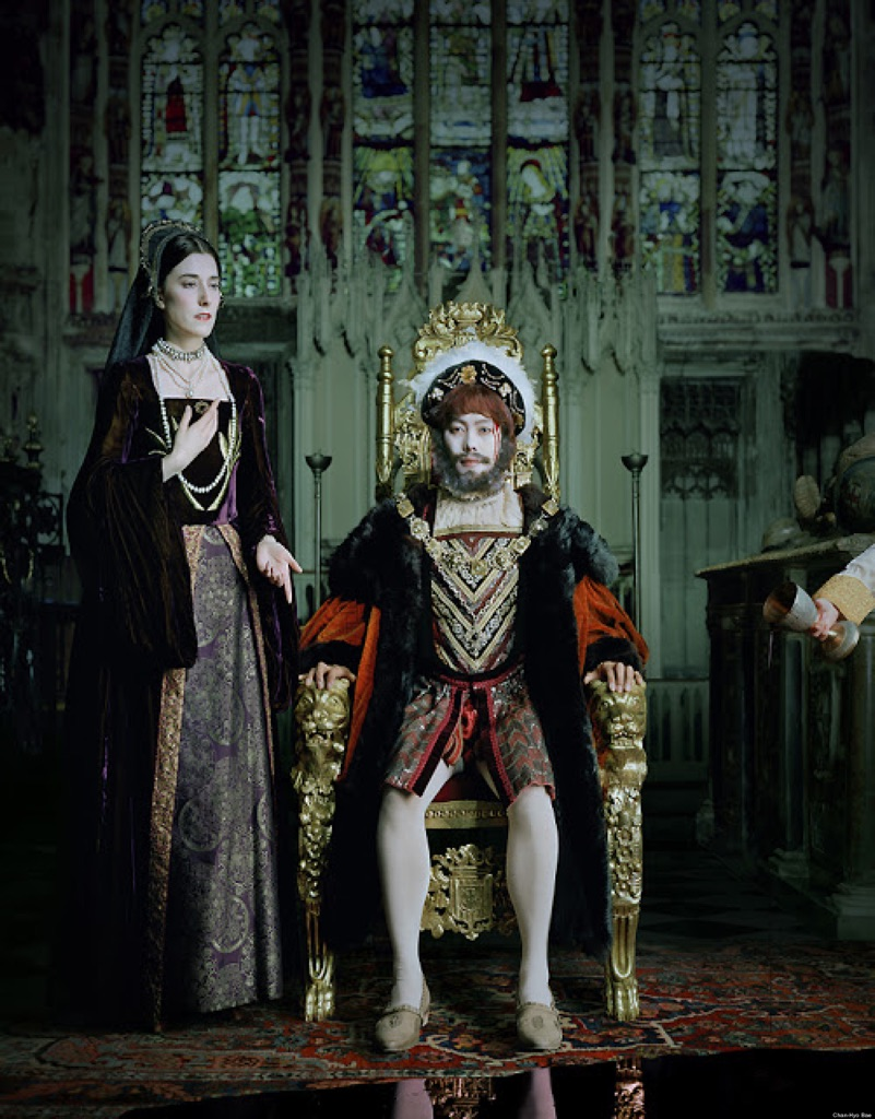 Chan-hyo Bae, Existing in Costume. Henry VIII, 2012