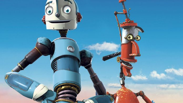 Chris Wedge & Carlos Saldanha, Robots (2005)