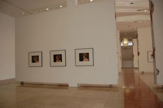 Christopher Williams. For Example. Exhibition view at GAM, Bologna 2007