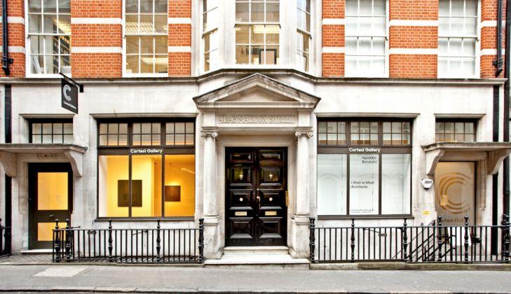 Cortesi Gallery, Londra