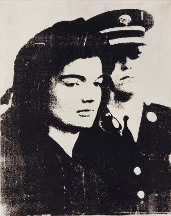 Dalla caverna alla luna, Centro Pecci, Prato - Andy Warhol, Jacqueline, 1964