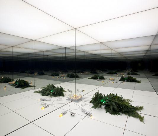Dalla caverna alla luna, Centro Pecci, Prato - Superstudio, Supersuperficie, Ph. ZEP Studio